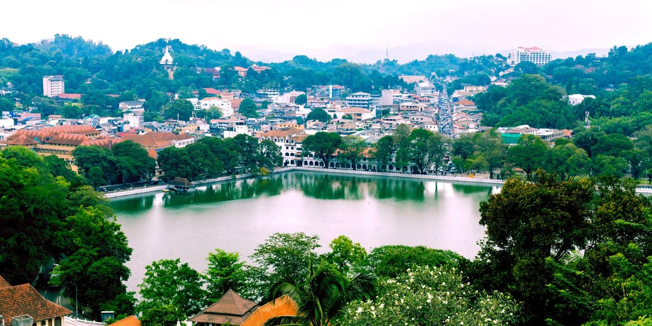 Tag til Sri Lanka, og få inspiration til haven