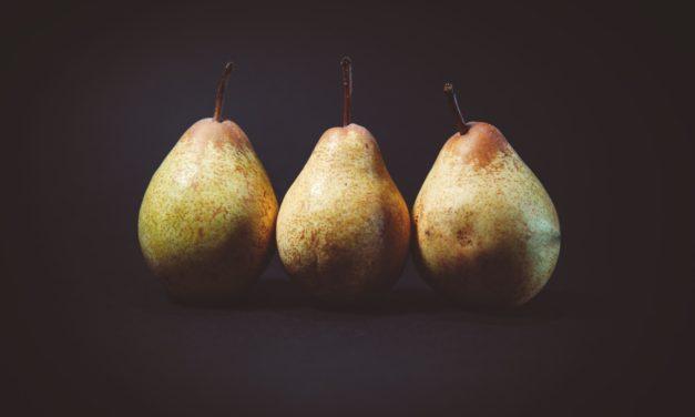 Clara Frijs Pæretræ – En lækker dansk pære