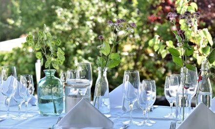 Tips til at holde en perfekte havefest