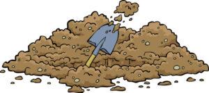 en der graver et hul