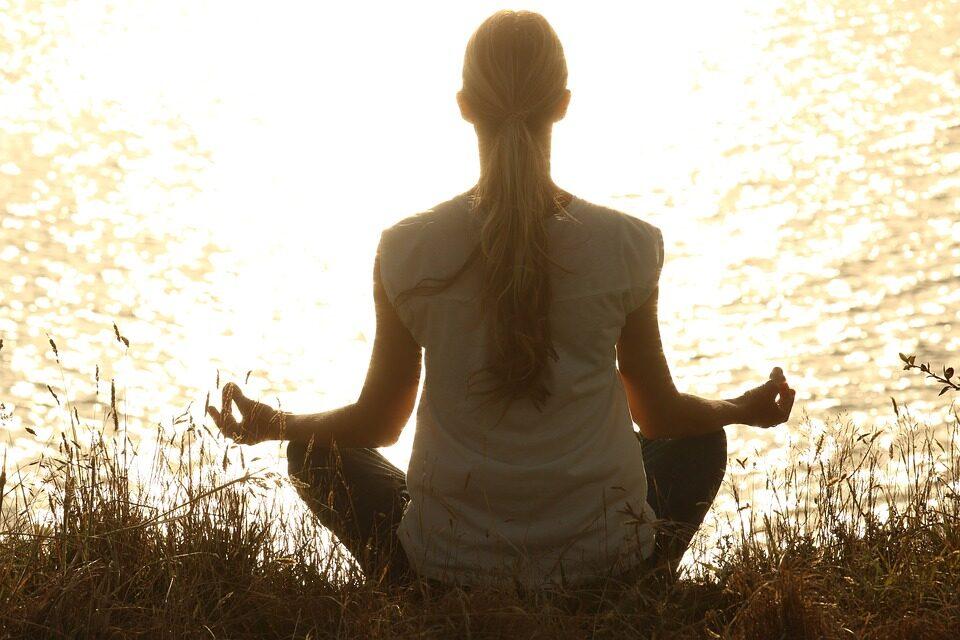 Sådan dyrker du yoga i haven