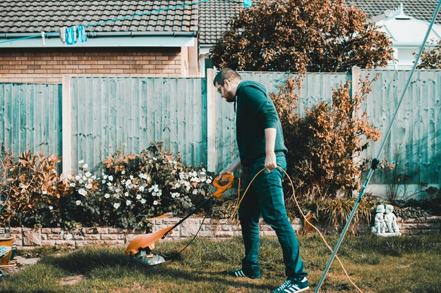 Lær at slappe af efter en lang dag i haven