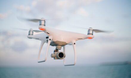 Opmåling med drone