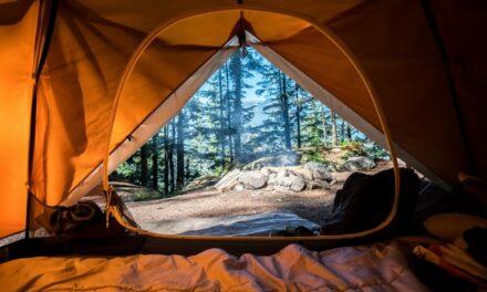 Camping med hjerterum og vild natur