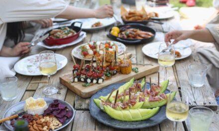 Nyd sommeren med god mad i haven