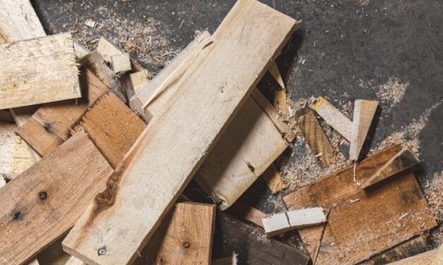 Træpiller levering til døren i Nordjylland