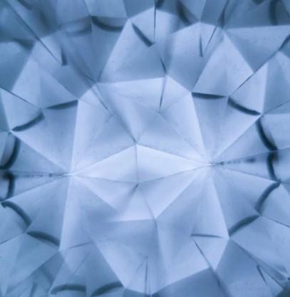Diamanten er et supermateriale